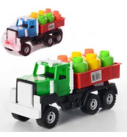 Автомобіль КАМАКС з умовним вантажем