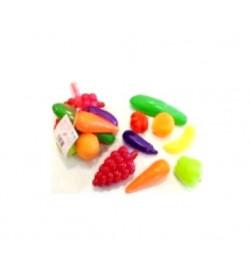Набір Фрукти-овочі - 8 предметів