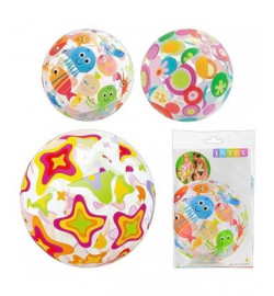 Мяч 59040 (36шт) разноцветный 51см