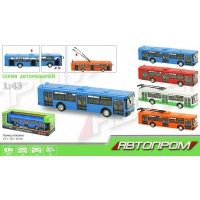 Троллейбус,Автобус инерц. 9690ABCD (36шт)