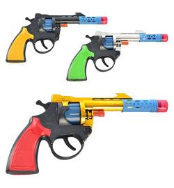 Пистолет под пистоны A2M (432шт/2) в пакете 21*12*4см