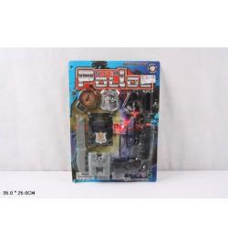 Полицейский набор 581-6 лист 25*35 ш.к./180/