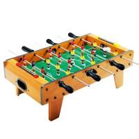 Футбол 2035N (4шт) на штангах, деревянный, 69-37-24см, шкала вед.счета,мяч2шт,в кор-ке,69-35-8см