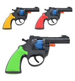 Пистолет A 1 (432шт) на пистонах, в кульке, 12см