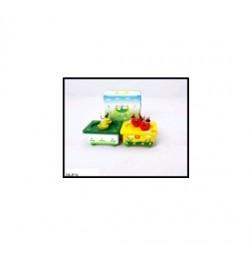 Дерев.куколки W02-2851 заводные танц.2в.кор.10,5*6 ш.к./36/