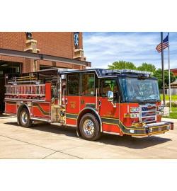 Пазлы Castorland 180 эл. Пожарная машина