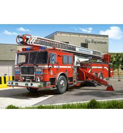Пазлы Castorland 260 эл. Пожарная служба
