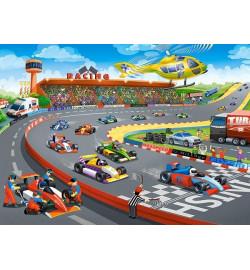 Пазлы Castorland 100 эл. Формула гонки
