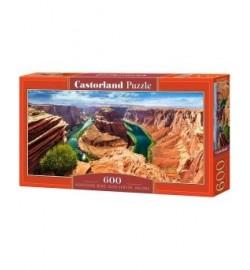 Пазлы Castorland 600 эл. Горный каньон, Аризона