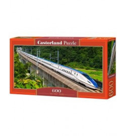 Пазлы Castorland 600 эл. Поезд