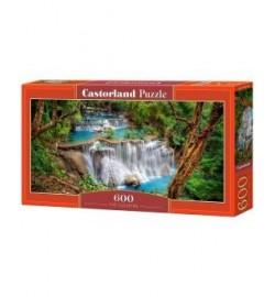 Пазлы Castorland 600 эл. Водопад