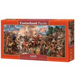Пазлы Castorland 600 эл. Грюнвальдская битва