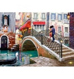 Пазлы Castorland 2000 эл. Мост, Венеция