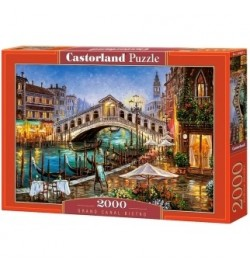 Пазлы Castorland 2000 эл. Большой канал