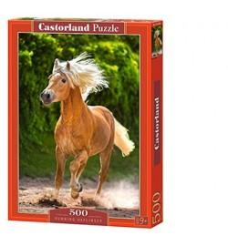 Пазлы Castorland 500 эл. Бегущая лошадь