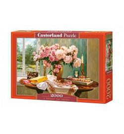 Пазлы Castorland 2000 эл. Букет