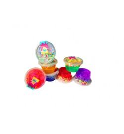 Антистрес-лизун TM Mr.Boo з пінковими кульками 70г