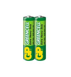 Бат. GP 24G-S2 Greencell R03, AAA, трей 2/40