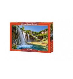 Пазлы Castorland 1000 эл. Водопад
