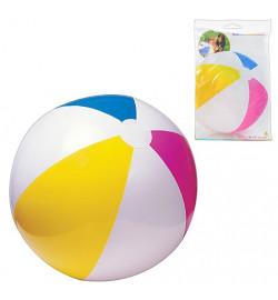 Мяч 59030 (36шт) разноцветный, 61см, в кульке, 24-15,5см