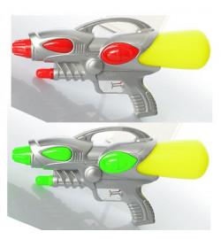Водяной автомат M 2819 (72шт) помпа, размер средний, 28,5см, 2 цвета, в кульке, 15-28,5-6см