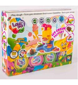 Набір тіста для ліплення TM LOVIN'DO Ice Cream Factory