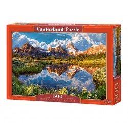 Пазлы Castorland 500 эл. Скалистые горы