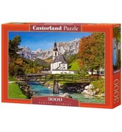 Пазлы Castorland 3000 эл. Рамзау, Германия