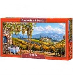 Пазлы Castorland 4000 эл. Виноградник