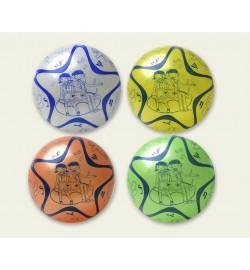 Мяч резиновый CL12-025 (300шт)