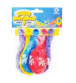 1111-5143 Набір латексних кульок
