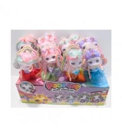 Кукла 3403 (360шт) POO, 16см, 12шт(4вида) в дисплее, 30-9-14,5см