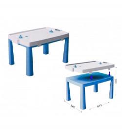 DOLONI-TOYS Стіл дитячий+комплект для гри 04580/1 стол