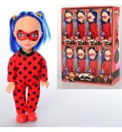 Кукла HT0066 (192шт) LDC, 15см, в кор-ке, 16шт в дисплее, 28,5-34,5-8,5см